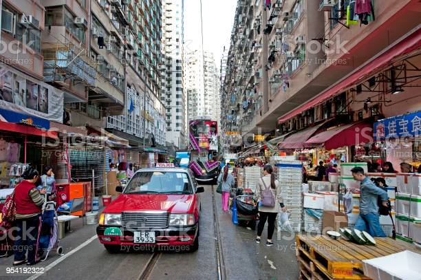 Taxi and tram chun yeung street market hong kong china picture id954192322?b=1&k=6&m=954192322&s=612x612&h=6ni0i9r6 v9josu1jpdwarrcu3lenhfl4x6pfa73cgw=