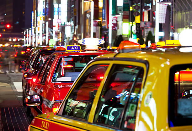 Taxi Japan – Foto