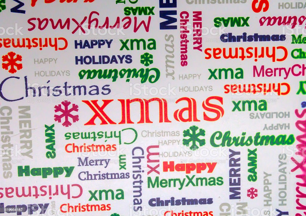 Taxture background christmas stock photo