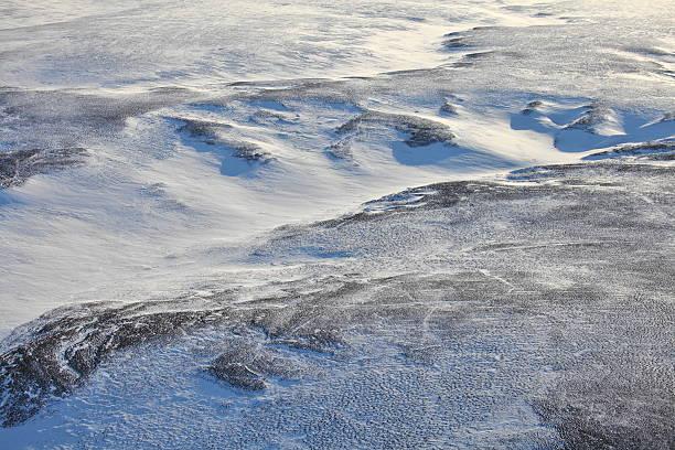 タイミル ツンドラ冬 - ツンドラ ストックフォトと画像
