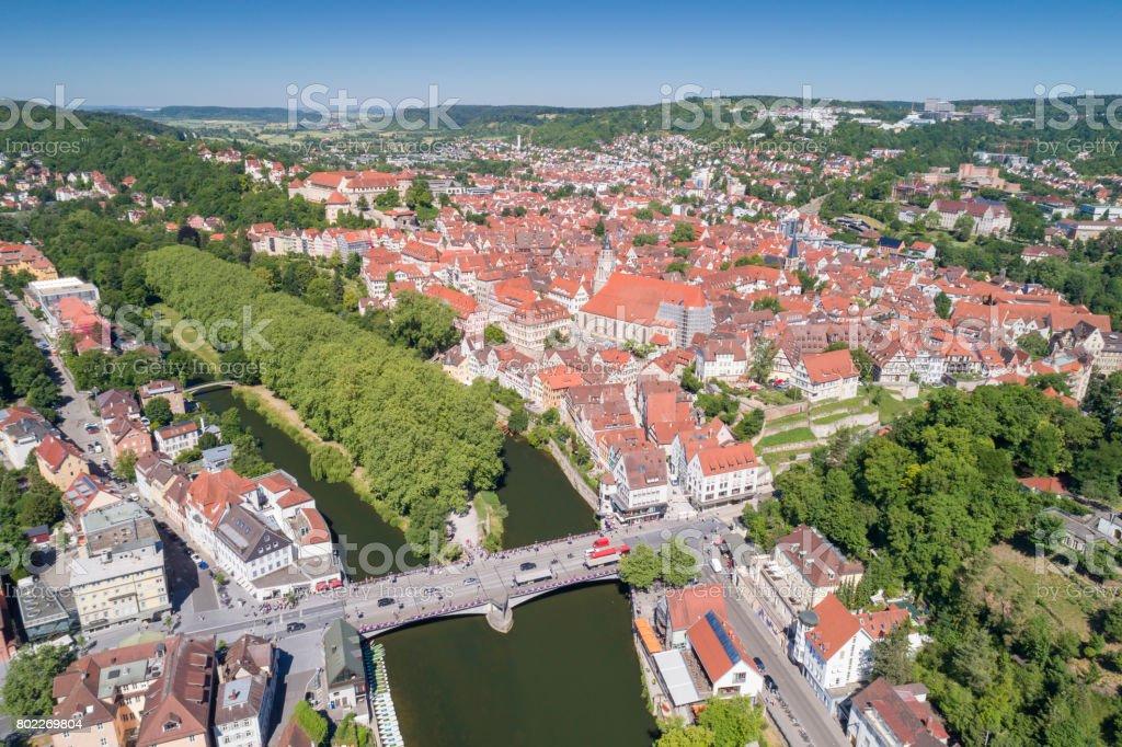 Tübingen, Germany stock photo