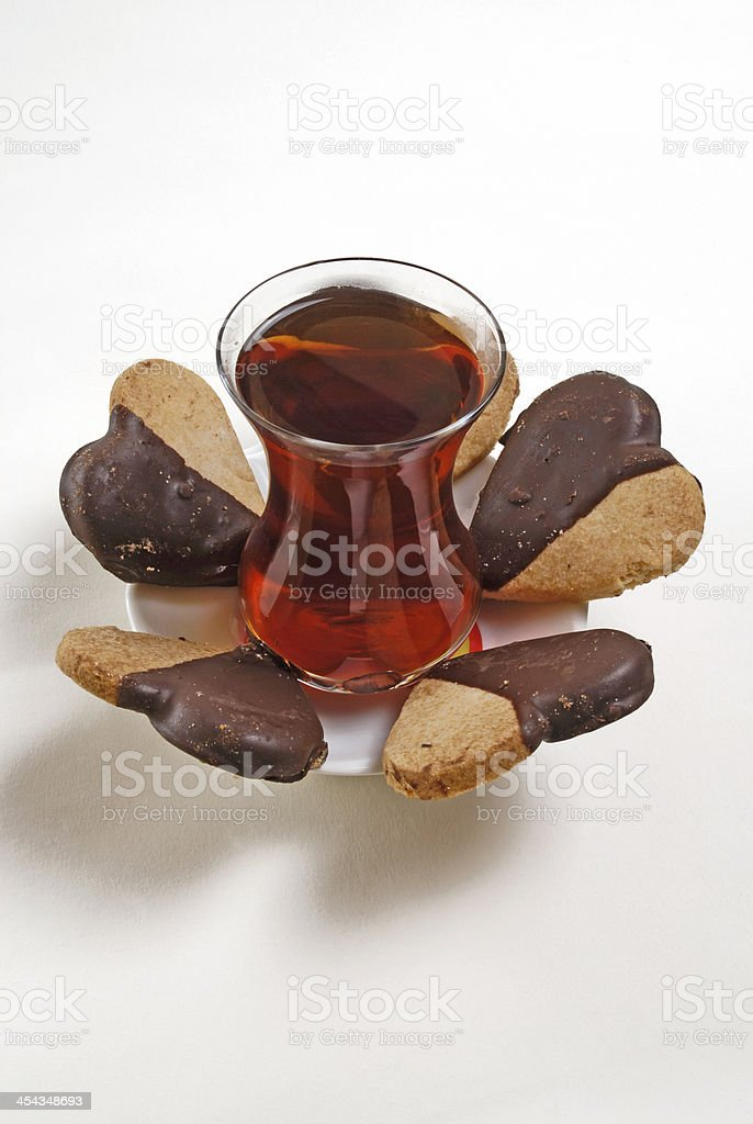 tea and cooties stock photo