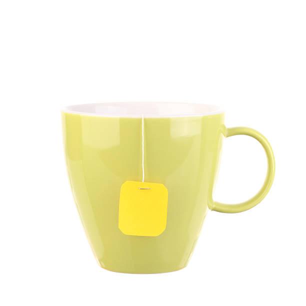Tee in Tasse Tasche – Foto
