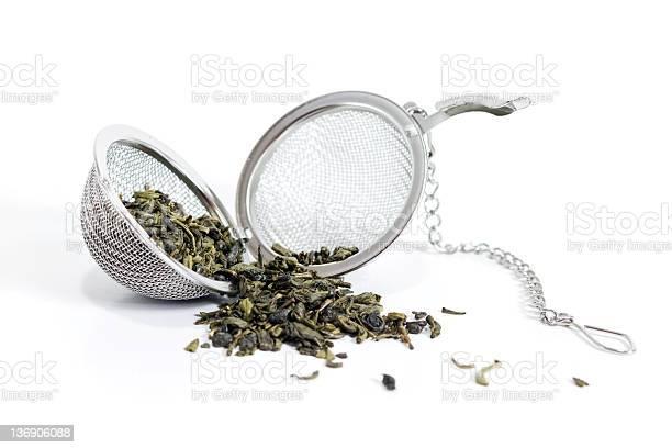 Tea Ball Stock Photo - Download Image Now