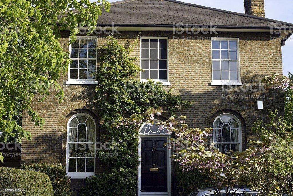 Tea Caddy House Blackheath 2 stock photo