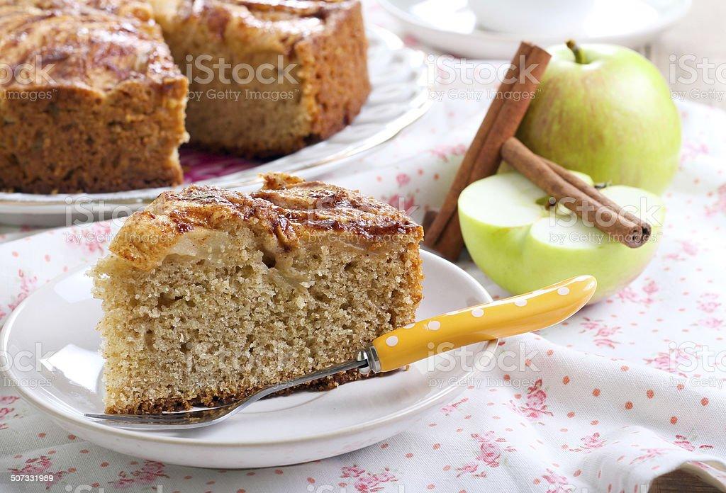 De chá cake - foto de acervo