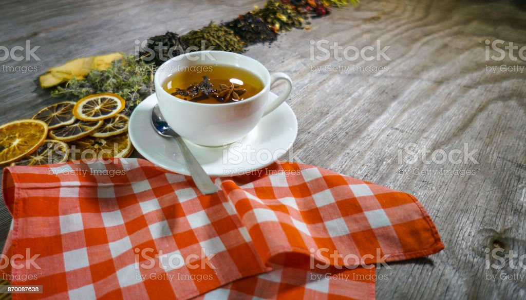 Tea Ceremony With Different Types Of Tea Stock Photo More Pictures
