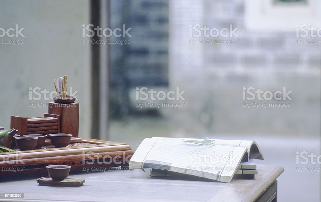 Tea culture royalty-free stock photo