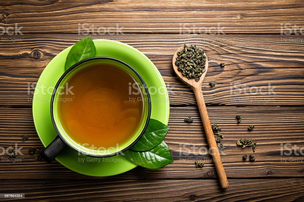 tea cup tea cup Antioxidant Stock Photo