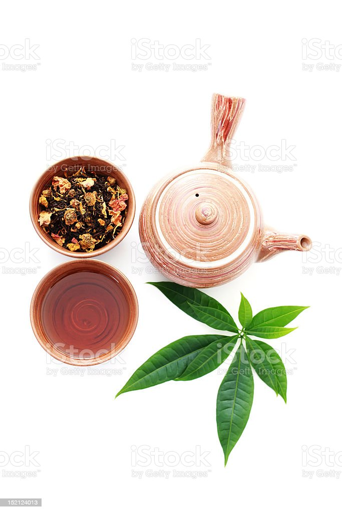 tea for you royalty-free stock photo