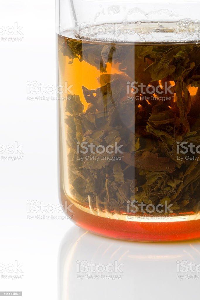 Tee Lizenzfreies stock-foto