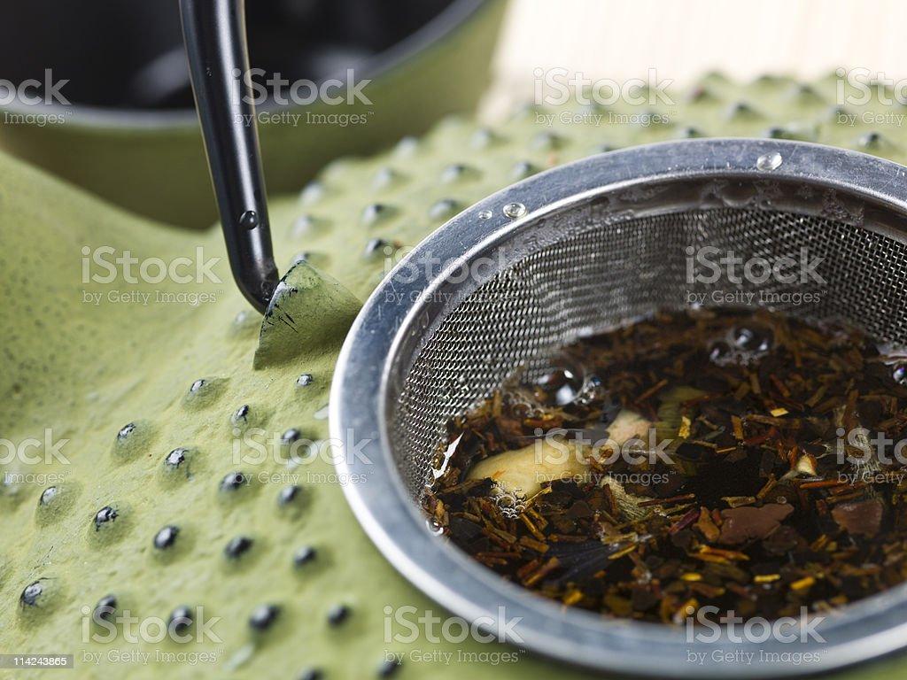 Tea is ready royalty-free stock photo