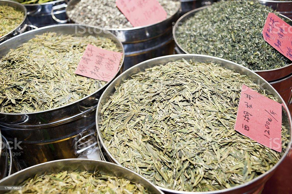 Tea, Longjing royalty-free stock photo