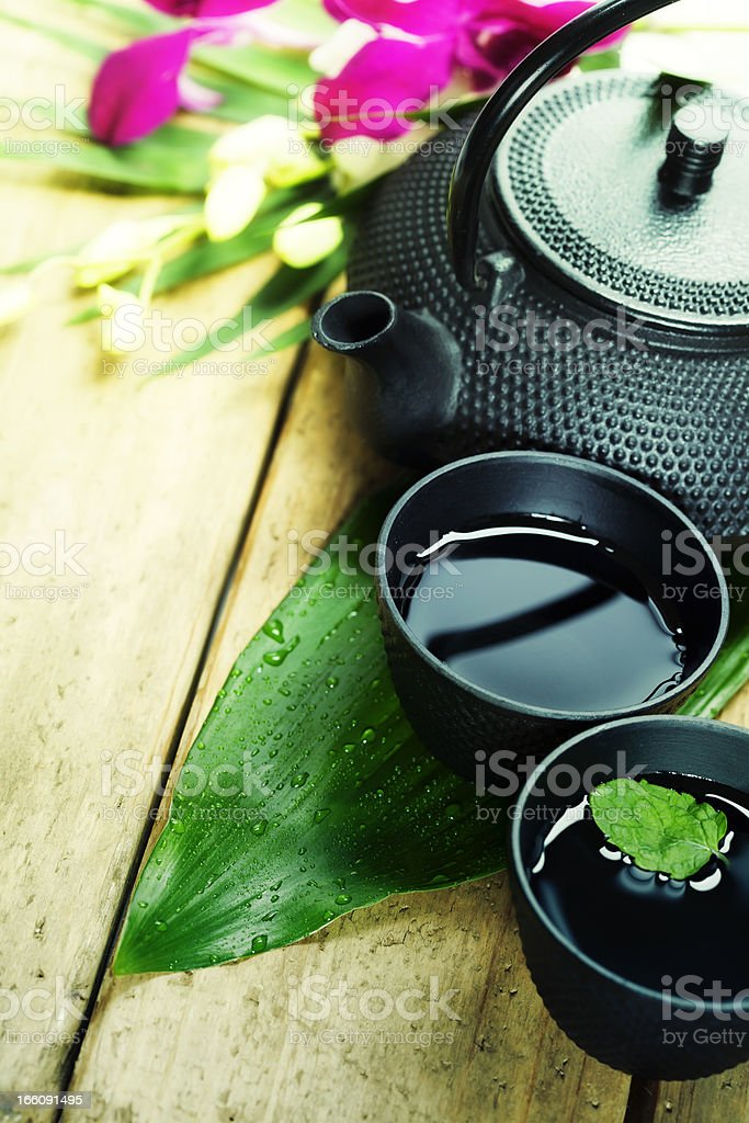 tea royalty-free stock photo