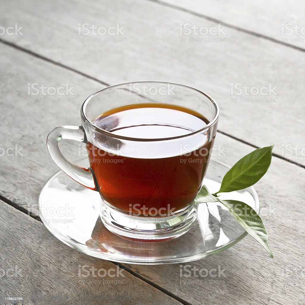 tea - Royalty-free Camellia sinensis Stock Photo