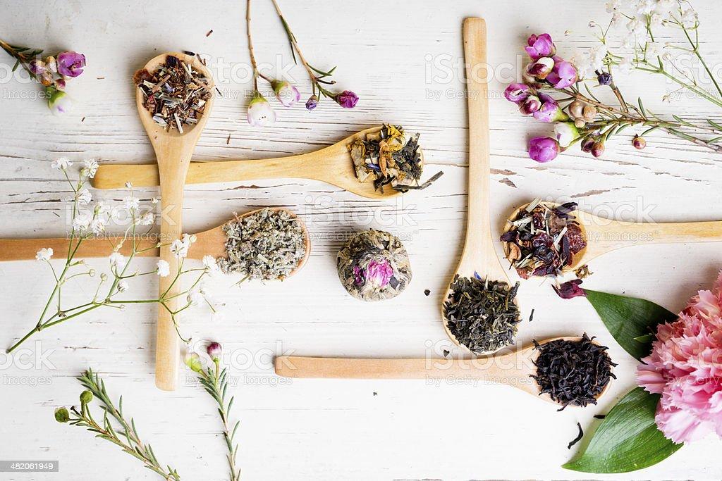 Tè - foto stock