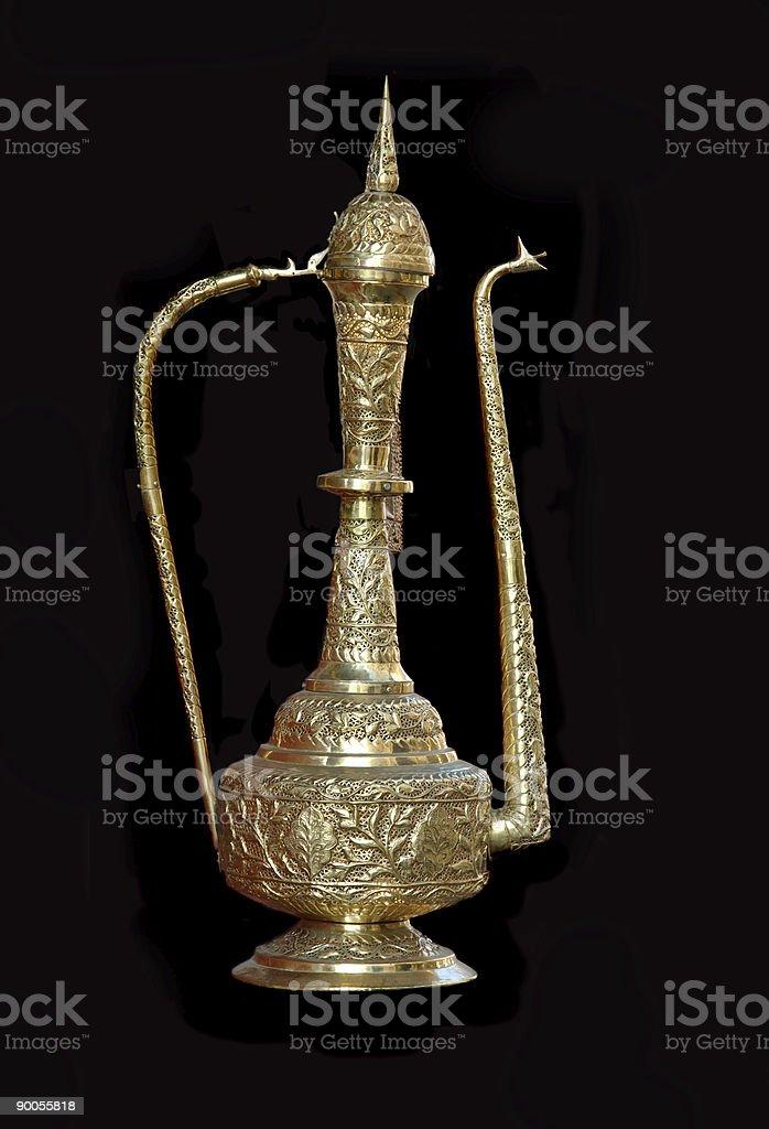 Tea pot royalty-free stock photo