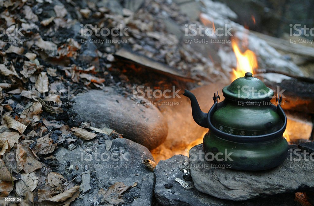 Tea Pot royalty-free stock photo