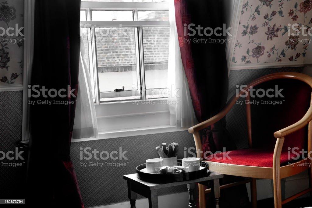 Tea room royalty-free stock photo