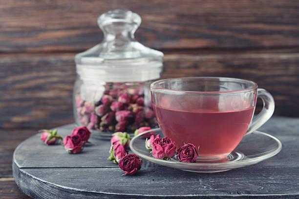 Tea rose Blumen – Foto