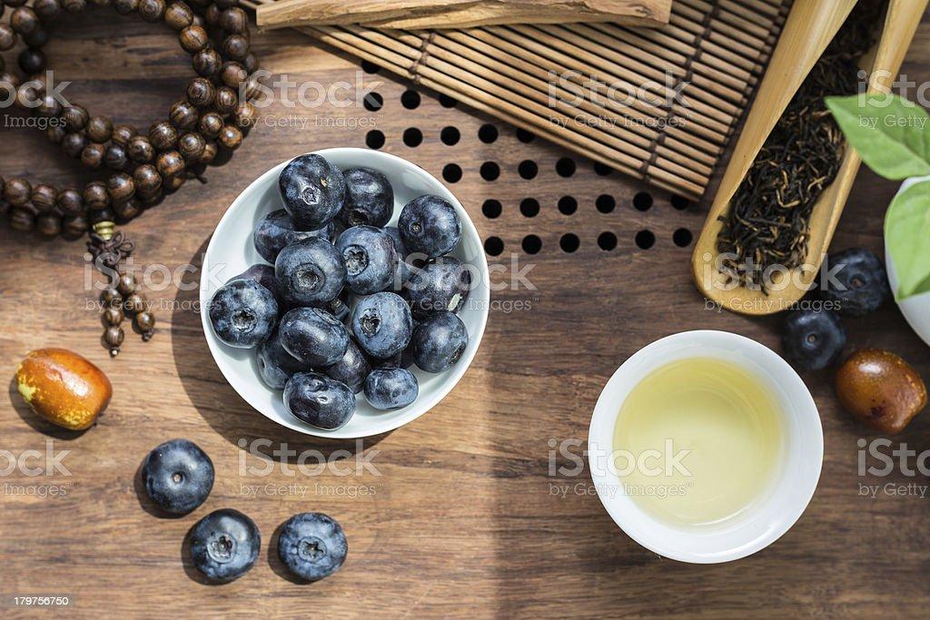 tea sets royalty-free stock photo