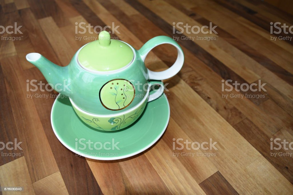 Tea Time, Coffee Time stock photo