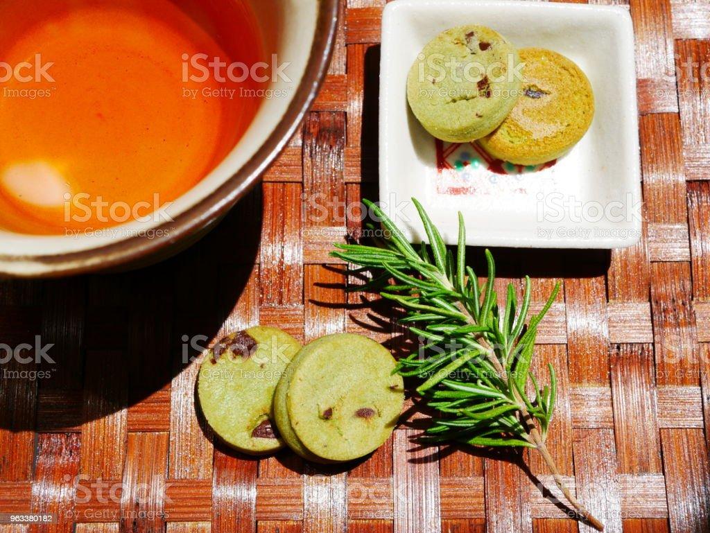 Tea time - Zbiór zdjęć royalty-free (Bez ludzi)