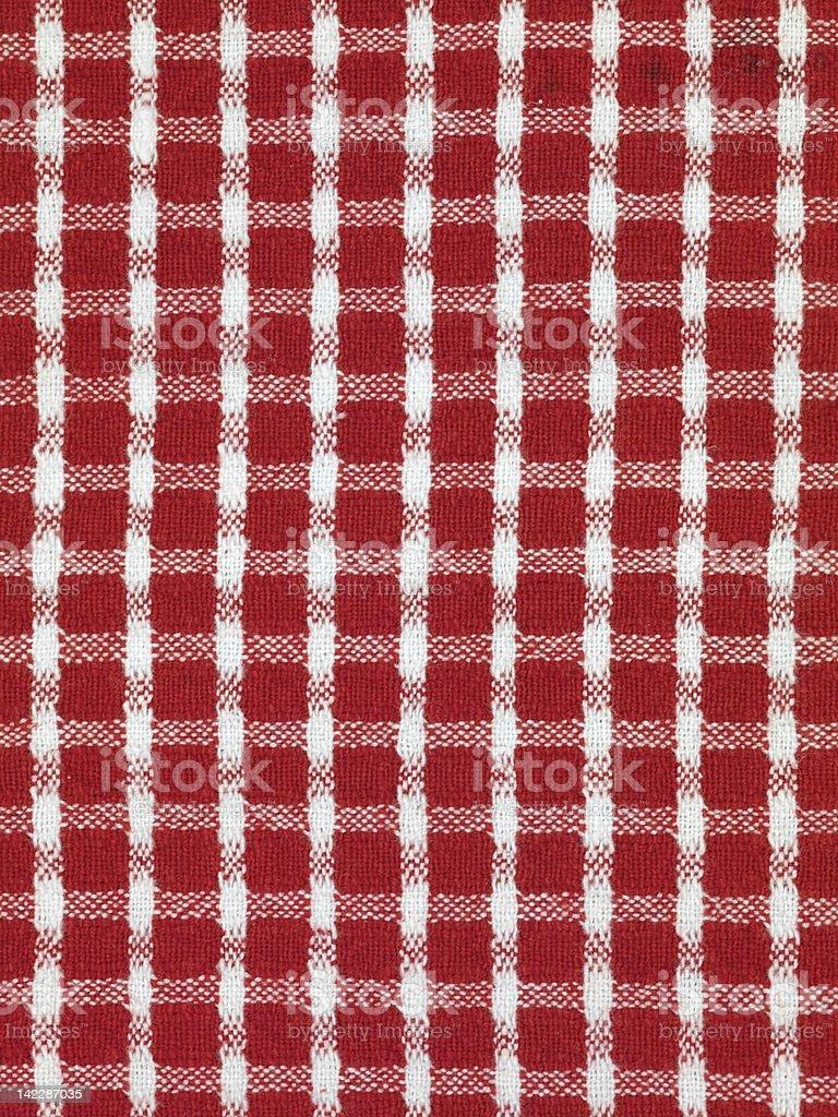 Tea Towel royalty-free stock photo