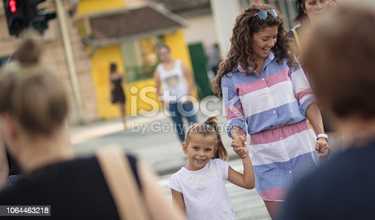 135384905 istock photo Teach them the rules from the small age. 1064463218