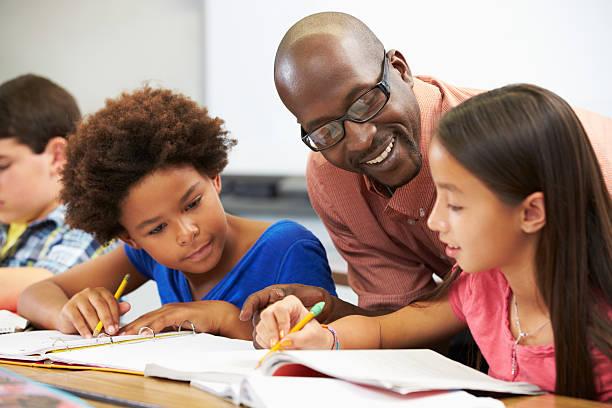 Teacher helping pupils study in the classroom picture id178471354?b=1&k=6&m=178471354&s=612x612&w=0&h=ghh5tx6 ofusufhyu4es9qttxrparfjb m glh taug=