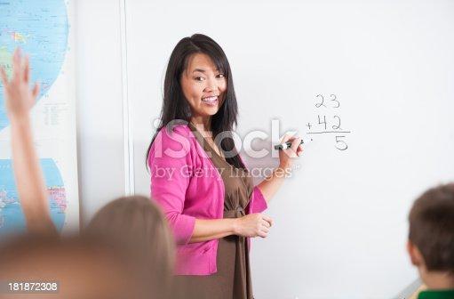 1160928955 istock photo Teaching Math 181872308