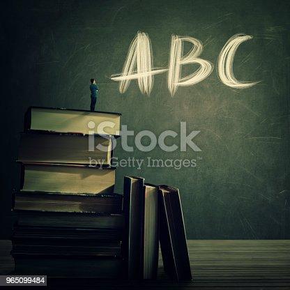 istock Teaching practice for kids 965099484