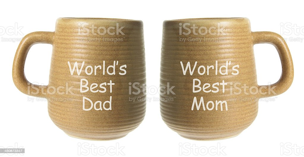 Teacups stock photo