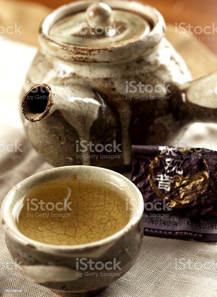 tea,green royalty-free stock photo