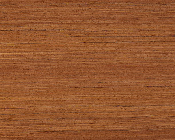 teak wood stock photo