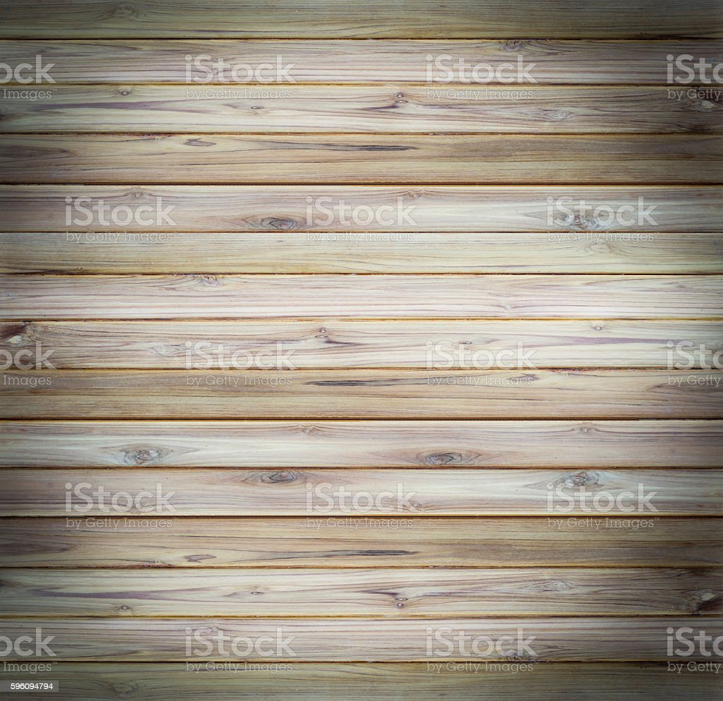 Teak wood plank texture background. royalty-free stock photo