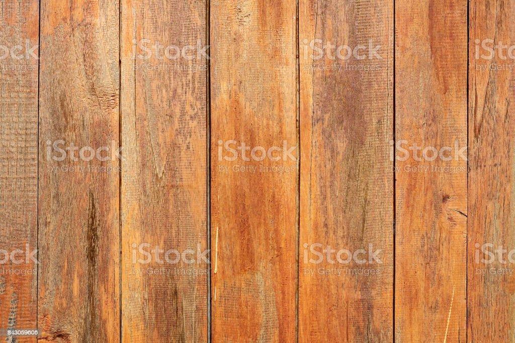 Teak Wood Texture Royalty Free Stock Photo