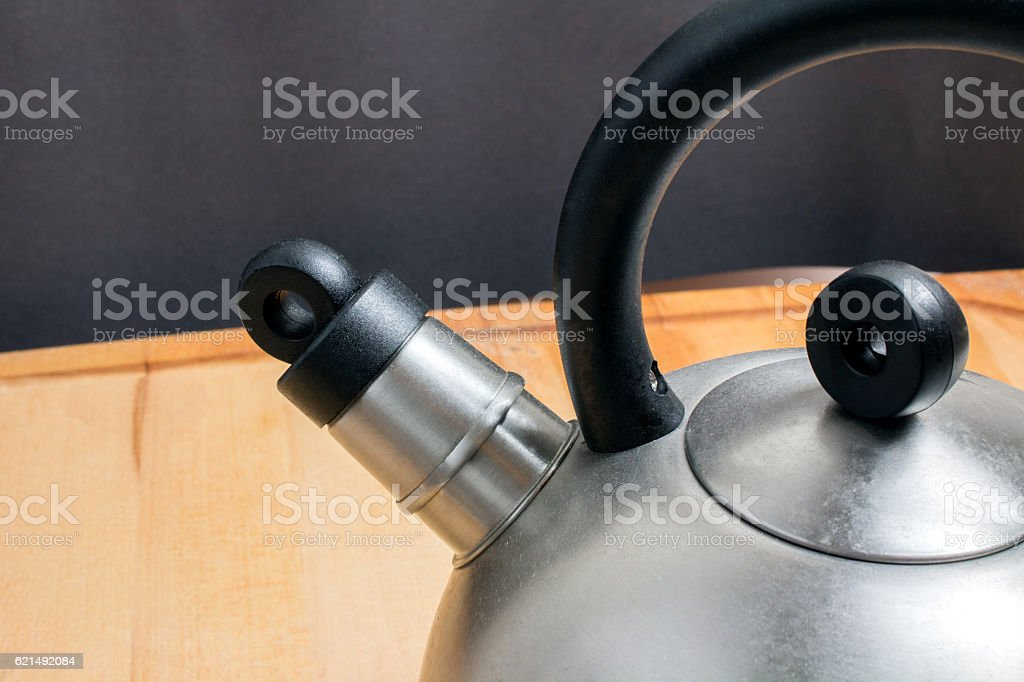 Ein Teekessel Lizenzfreies stock-foto