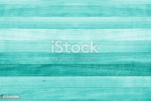 istock Teal and turquoise wood texture background 512493998