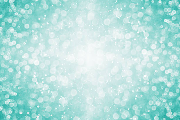 teal turquoise glitter sparkle background texture - teal backgrounds stock photos and pictures