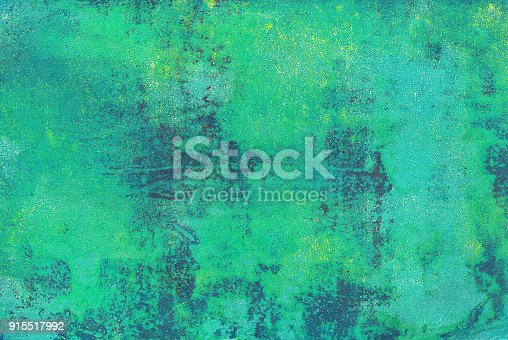 1131857558istockphoto Teal turquoise green background with texture 915517992