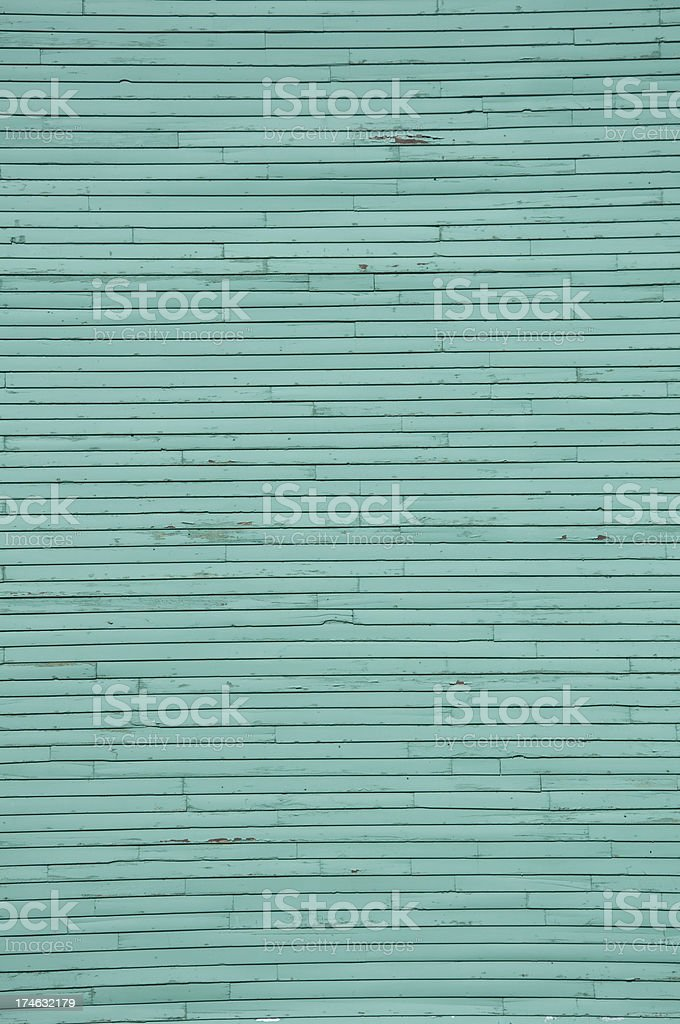 teal wooden wall royalty-free stock photo