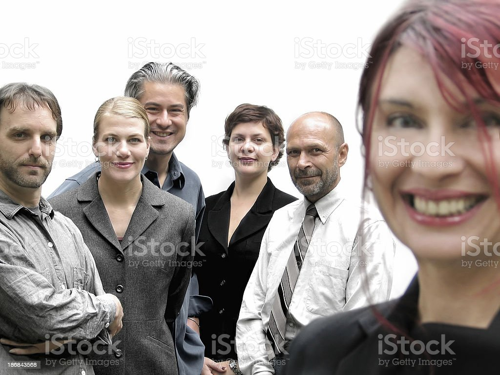 team 01 royalty-free stock photo