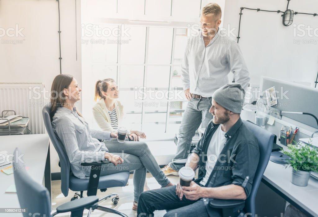 Team Work-Konzept. – Foto
