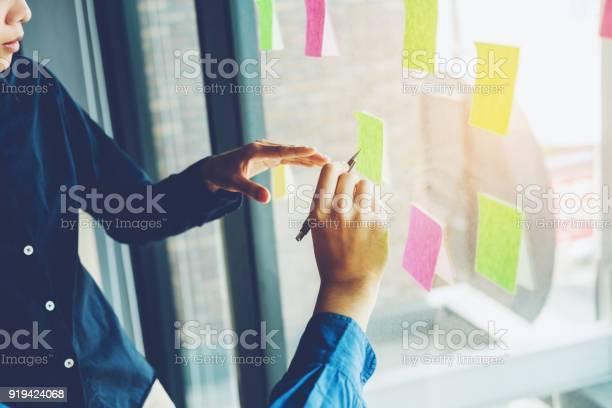Team Kreative Businessplanung Und Denken Ideen Für Erfolg Arbeiten Projekt Stockfoto und mehr Bilder von Arbeiten