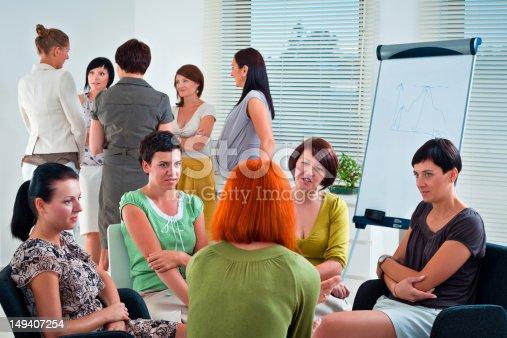 istock Team meeting 149407254