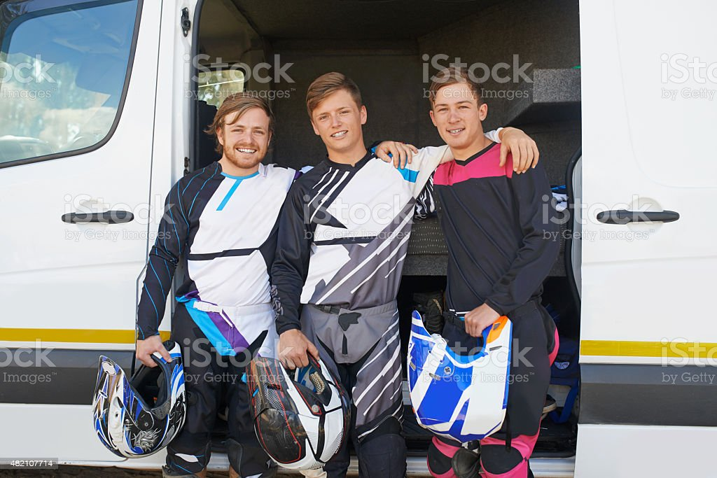Team number one stock photo