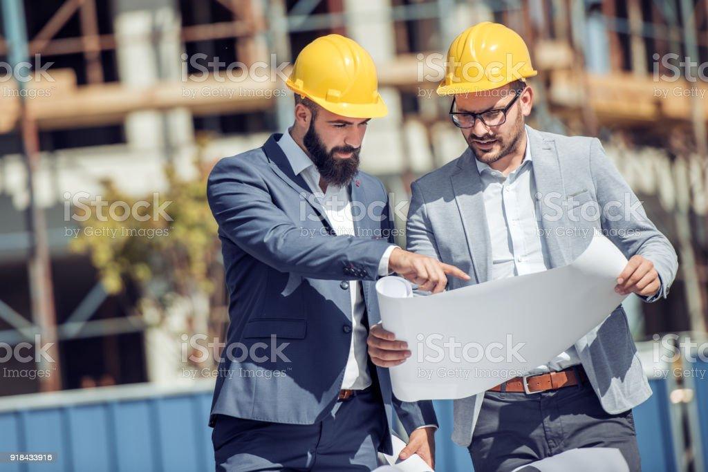 Team of business people in group stock photo