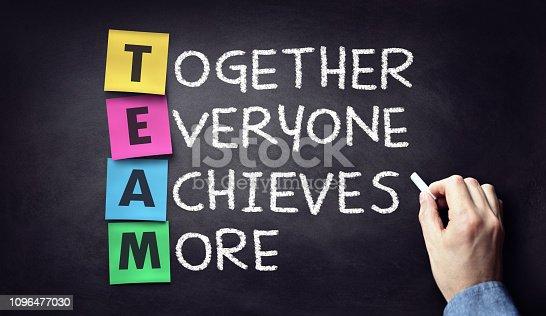 istock Team 1096477030