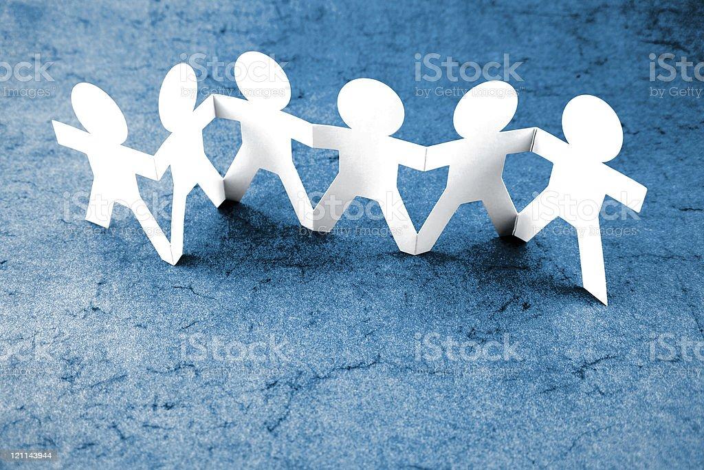 - Team - Lizenzfrei Alle Menschen Stock-Foto